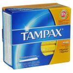Tampon, Tampax, Regular