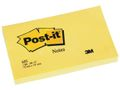 POST-IT Notes POST-IT 76x127mm gul