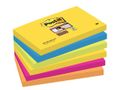 POST-IT POST-IT SuperSticky Rio 76x127mm 6/FP