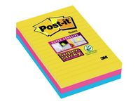 Notes POST-IT SS Rio 101x152 3/pk.