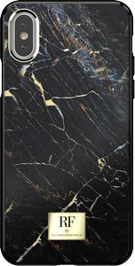 Richmond & Finch Black Marble, iPhone XS Max case (RF65-017)