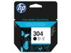 HP Blekk HP 304 Black