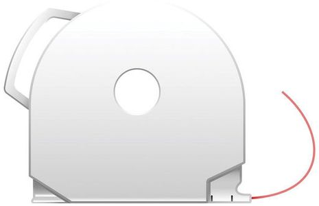 3D SYSTEMS CUBEPRO CARTRIDGE ABS CORAL . (403050)