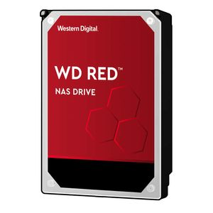 WESTERN DIGITAL HDD Desk Red 6TB 3.5 SATA 6GB/s 256MB (WD60EFAX)