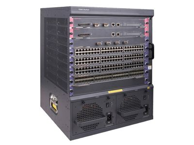 Hewlett Packard Enterprise 7506 Switch Chassis (JD239C)