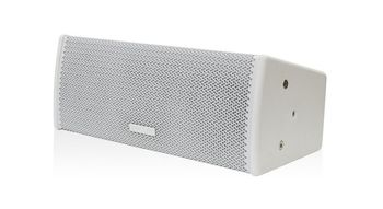 ECLER ARQIS208 White Cabinet speaker (CARQIS208WH)