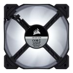 CORSAIR Case acc Fan 12cm Corsair AF120 1pcs LED air flow, white LED (CO-9050079-WW)