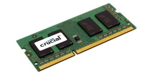 CRUCIAL 4GB DDR4 2666 MT/S PC4-21300 CL19 SR X16 SODIMM 260PIN MEM (CT4G4SFS6266)