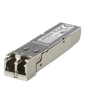 LINKSYS BY CISCO TRANSCEIVER MODUL 10GBASE-SR SFP                   IN CPNT (LACXGSR)