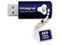 INTEGRAL USB 32GB CRYPTO DUAL USB3.0 FIPS197