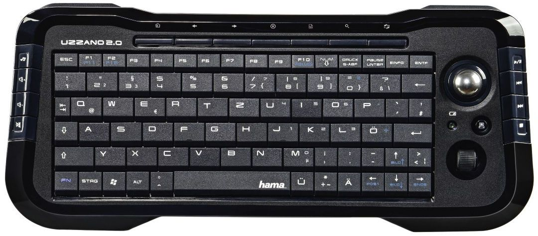 Hama Uzzano 3.1 tastatur for Smart TV Tilbehør TV og bilde