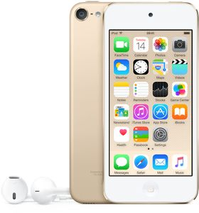 APPLE IPOD TOUCH 128GB GOLD F-FEEDS2 (MKWM2FD/A)