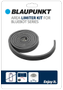 BLAUPUNKT Magnetic strip for Bluebot, 1m, 1-pack, black