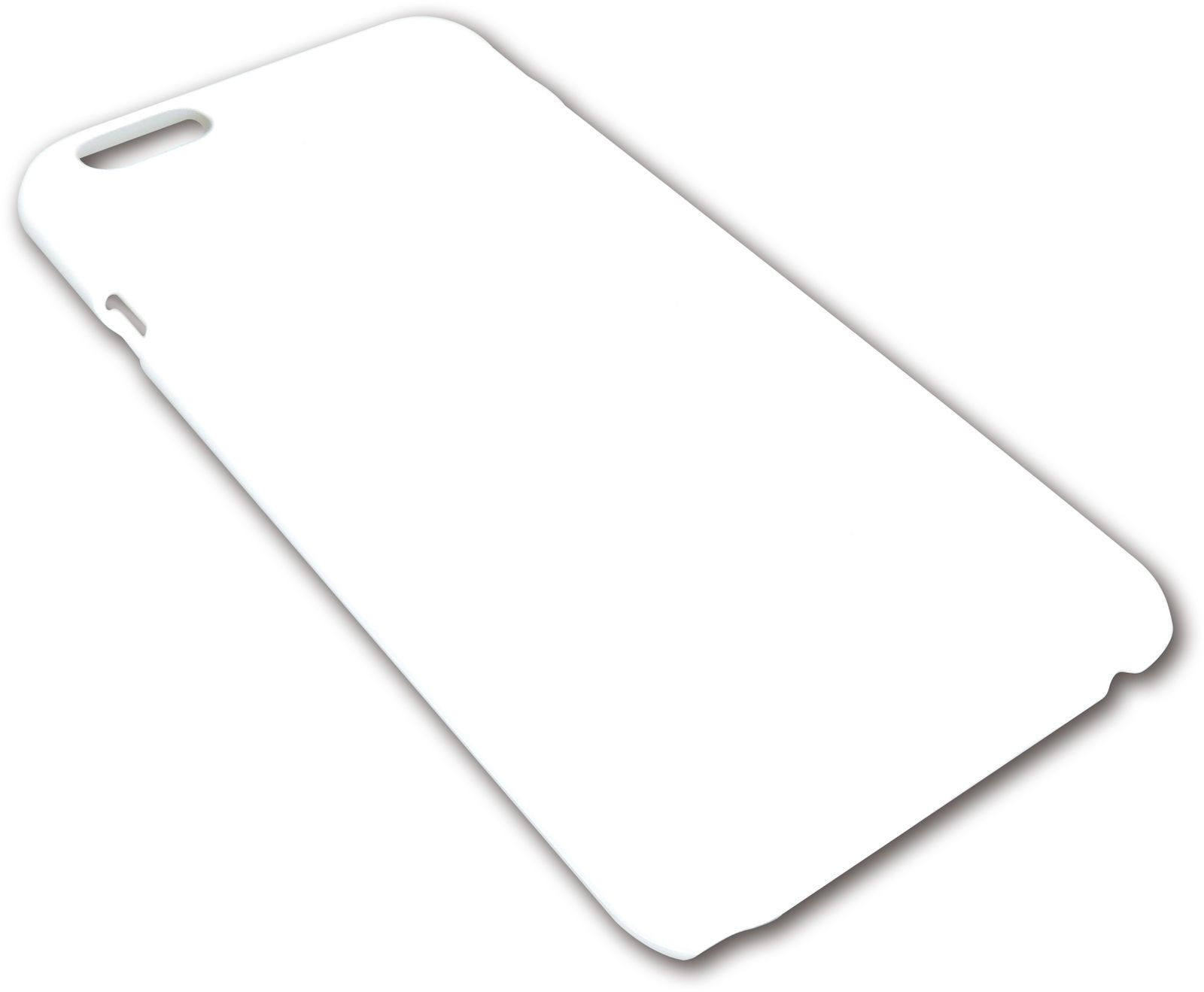Sandberg Design Cover - Baksidedeksel for mobiltelefon - hard hvit (hard white) - for Apple iPhone 6 (405-33)