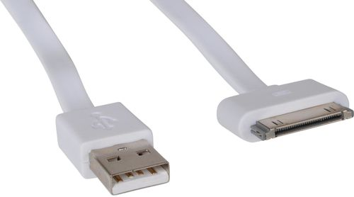 SANDBERG USB 30pin Cable Flat 0.15m (440-85)