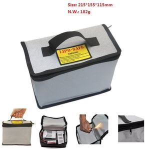 CoreParts Fireproof Battery Safebox (MOBX-TOOLS-061)