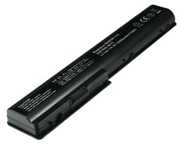 2-POWER Main Battery Pack 14.4v 5200mAh Tilsvarende HSTNN-IB75 (CBI3035A)