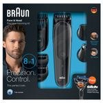 BRAUN MGK 3060 MultiGrooming Kit (8in1) (167594)