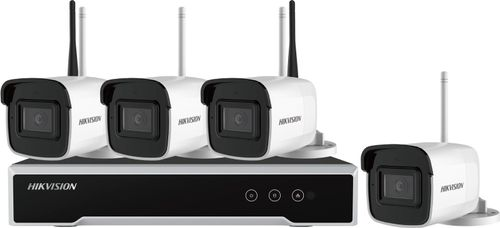 Hikvision 4 MP Network Bullet Camera (NK44W0H-1T(WD))