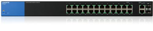 LINKSYS BY CISCO SWITCH SMART 24PORT POE GR CPNT (LGS326P-EU)