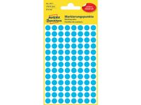AVERY All-Round Labels 8 mm dia  (3011)