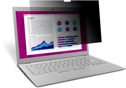 3M High Clarity Privacy Filter for Surface Book 2 15inch laptop (HCNMS004)