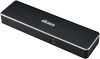 AKASA Affinity TB3, Dual 4K Thunderbolt™ 3 dock with PD 87W, black (A-NDK02-12BKEU)