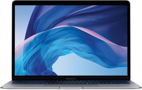 APPLE CTO MacBook Air 13inch Space Grey Intel Dual-Core i5 1.6GHz Intel UHD 617 8GB 256GB SSD US (MVFH2KS/A-165944)