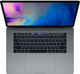 "APPLE MacBook Pro 15"" Retina m/Touch Bar Intel 6-Core i7 2.6GHz, 32GB RAM, 1TB SSD, Radeon Pro 555X (Z0WV-MD-MV902H/A_2)"