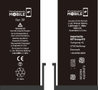 MicroSpareparts iPhone 7 Plus Battery