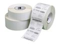 ZEBRA Label, Z-Select 2000D, 25x76mm, 930/roll, 12 roll/box, Perf, 25mm core, Out Ø127mm
