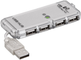 MICROCONNECT 4 port USB 2.0 HI Speed Hub