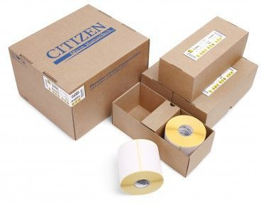 CITIZEN THERMAL PAPER, White (P4-26006)