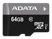 A-DATA 64GB UHS-I CL10 A1 V10