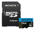 A-DATA ADATA 16GB Micro SDHC V10 85MB/s + adapter