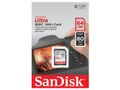 SANDISK Ultra SDXC UHS-I 64GB 80MB/s Cl. 10 SDSDUNC-064G-GN6IN