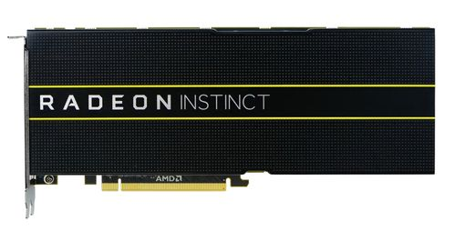 AMD RADEON INSTINCT MI25                                  IN CTLR (100-505959)