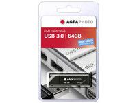AGFAPHOTO USB 3.0 black 64GB (10571)