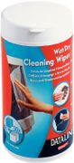ESSELTE Wipers for screen cleaner 50wet/50dry