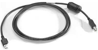 ZEBRA CABLE ASSEMBLY UNIVERSAL USB CABL (25-64396-01R)