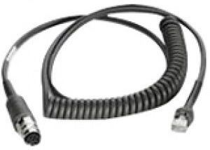 ZEBRA Cable Usb Coiled 9' Extended Vc5090/ Ls34Xx/ Ls22Xx (25-71918-01R)