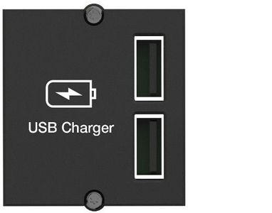 BACHMANN Charger USB Double (917.224)