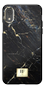 Richmond & Finch RF by & Finch Black Marble, skal för iPhone X/Xs