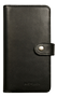 Nic & Mel Andrew, wallet case, iPhone XS Max, 3 cards, black leather