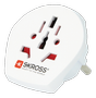 SKROSS Country Adapter, Europe to UK