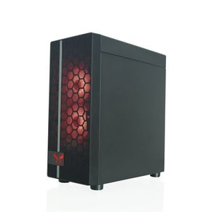 RIOTORO Compact Mid Tower ATX Case (CR400)