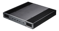 AKASA Plato X8 low profile fanless case for 8th Gen Intel NUC Bean Canyon