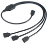 AKASA Adressable RGB LED splitter and extension cable