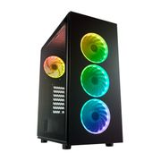 FSP/Fortron Kab FSP CMT340 RGB - Tempered Glass