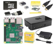 CanaKit Starter Kit, Raspberry Pi 3 B+, case, MicroSD, power, HDMI etc